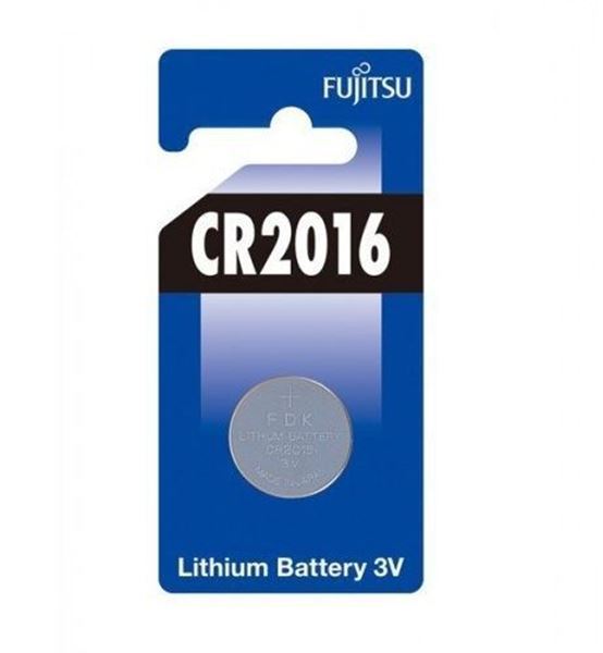 Εικόνα από Fujitsu CR2016(B) 3V lithium battery