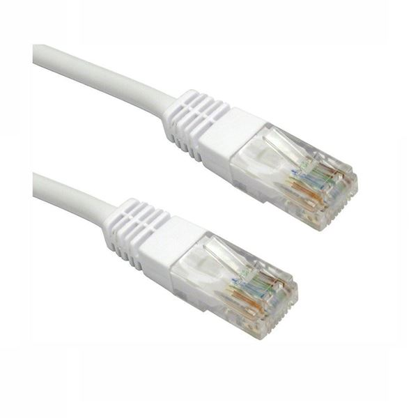 Εικόνα από Conotech PATCH CORD UTP LAN cat. 5e + 2xRJ45 (5.0m)